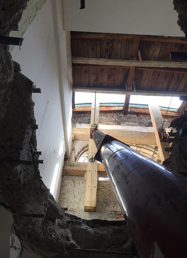 Fassadensicherung